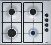4-5 ring electric/gas hob